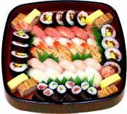 にぎり寿司盛合せ  5,000 より円(税別)